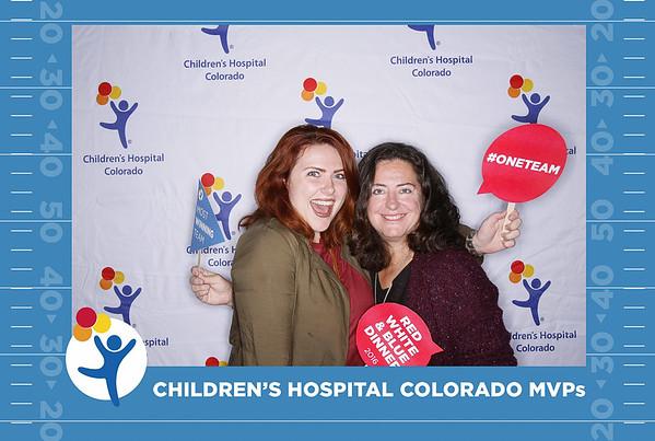 Childrens Hospital MVPs | 10.14.16