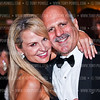 Jamie and Dave Dorros. Photo © Tony Powell. The Children's National Black and White Ball. May 12, 2012. Mellon Auditorium