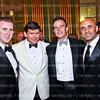 Tripp Donnelly, Bret Baier, Evan Jones, UAE Ambassador Yousef Al Otaiba. Photo © Tony Powell. The Children's National Black and White Ball. May 12, 2012. Mellon Auditorium