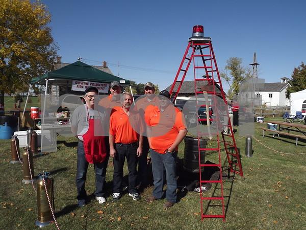 Left to right; John Lizer, Al Mundt, Glen Worrdl, Matt Thompson, and Brett Carlson.