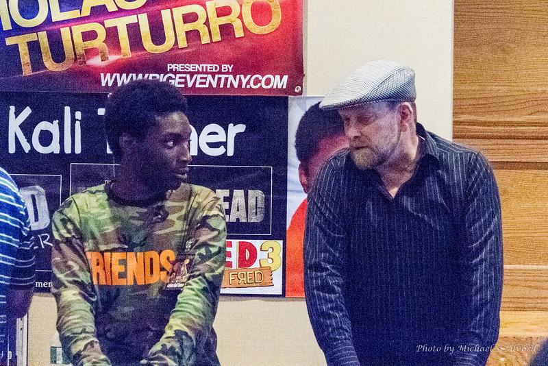 Adrian Kali Turner from The Walking Dead.