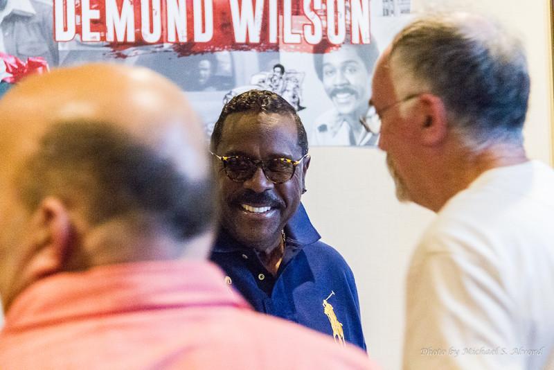 Demond Wilson from Sanford & Son, The New Odd Couple.