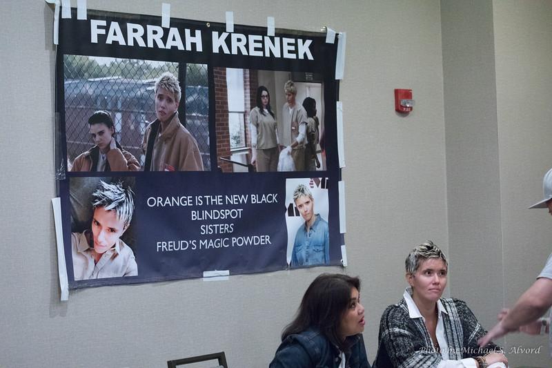 Farrah Krenek from Orange Is The New Black