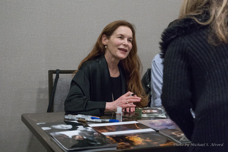 Alice Krige – Star Trek First Contact, Hor The Dark World, Ghost Story