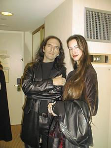 Kie and Amanda