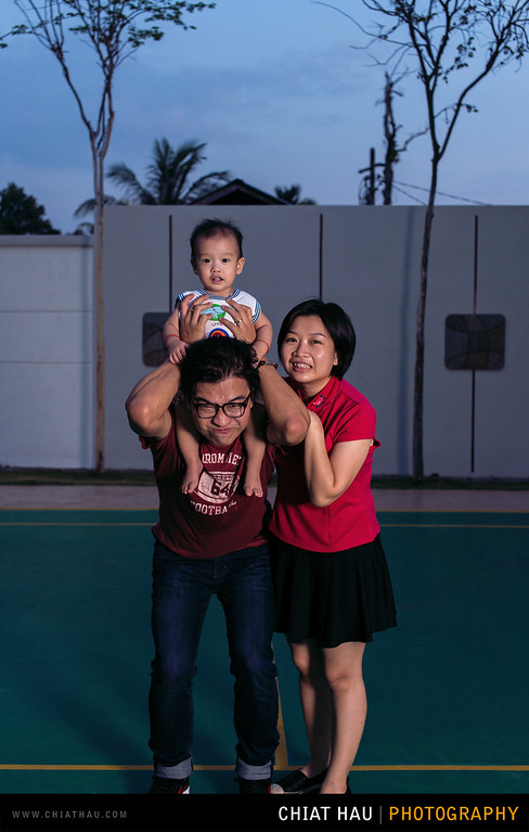 CNY Family Portrait by Chiat Hau Photography