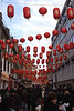 Chinatown Chinese new year celebrations London 2009