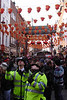 Chinatown Chinese new year celebrations London 2009
