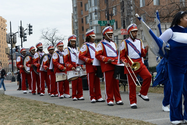 Anacostia High School Band