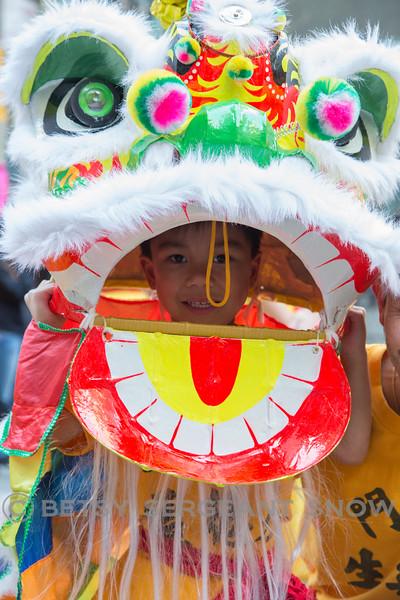 Chinese New year Parade 2015