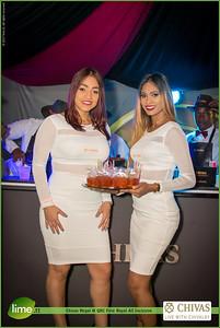 Chivas Regal @ QRC Fete Royal All Inclusive