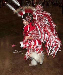 Kyle Harden, Lakota/Creek
