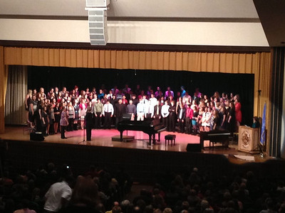 Choir Association Music Festival 2012