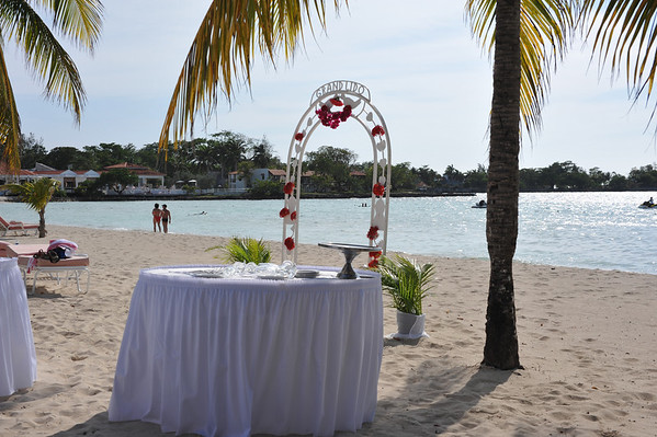 Heather & Terry's Wedding in Jamaica