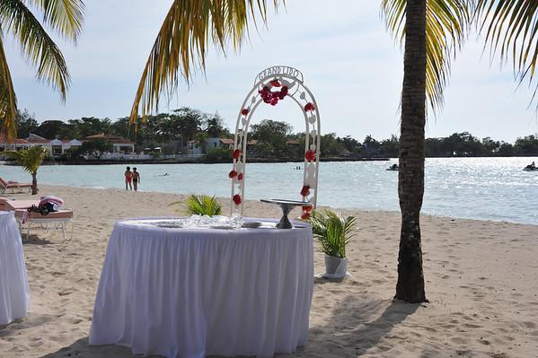 Heather & Terry's Wedding in Jamaica
