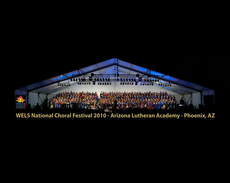 This photo is designed for large format printing only. The hope is that this may provide prints that can be used as gifts for choir directors, school momento, and perhaps signed by the choir participants. If you send your school logo to gary@vernersphotography.com, I will add it to the right speaker (opposite side of the festival logo) at no additional charge. I can also get much larger and wider prints, canvas wraps, frames, etc. Please contact me for options and prices.