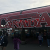 Arriving in Victoria, BC