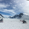 We have all landed on a glacier in the middle of nowhere