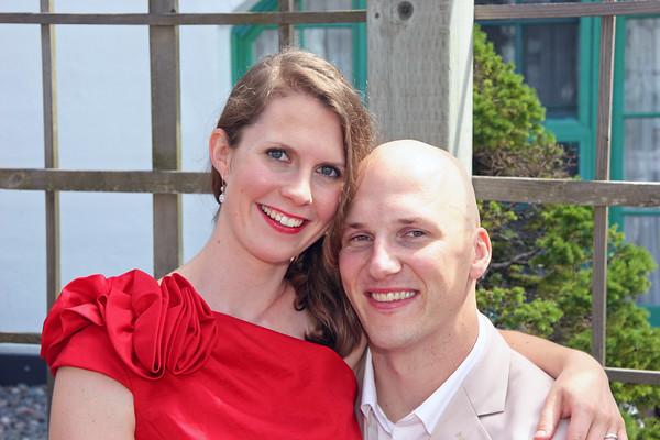 Chris and John's Wedding