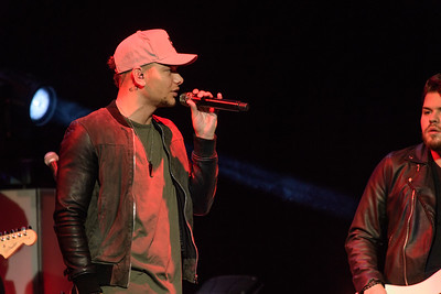 Chris Young, Kane Brown, and LANco January 20, 2018