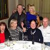 Six of Christie Perrys children<br /> Seamus, Bernadette, Sheila, Margaret, Chris and Stephen<br /> Chris Perrys 70th bithday party<br /> Lansdowne Hotel Belfast<br /> Nov 2014