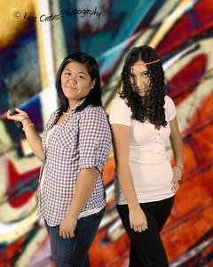 Raychel & Liza 1