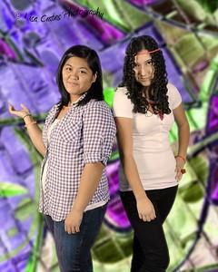 Raychel & Liza 3