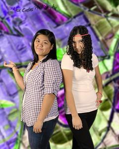 Raychel & Liza 2