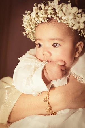 Maria's Christening