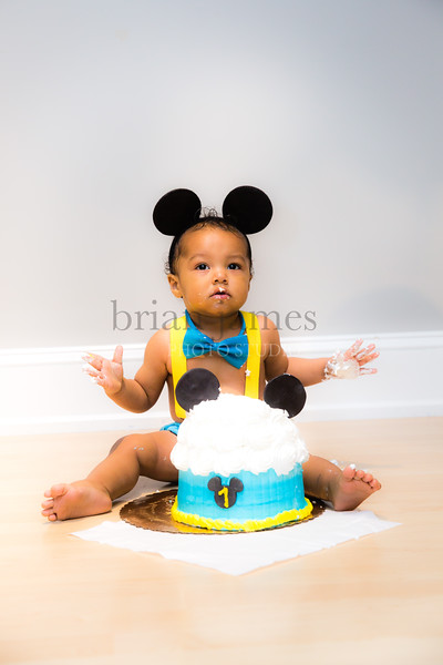 Christian's 1st Birthday