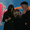 Christina takes the time to give autographs to her fans. <br /> <br /> Photos by Sophia M. Papadopoulos