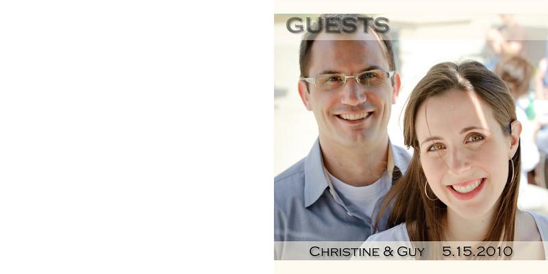Christine&Guy