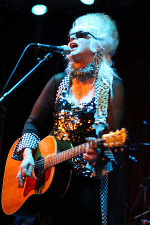 Christine Ohlman Sings at the Knickerbocker