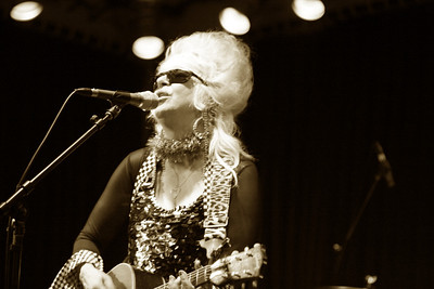 Sultry songs Christine Ohlman 2014