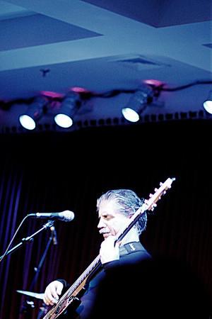 Mike Colbath at the Knickerbocker Jan 4 2014
