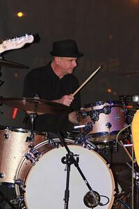 Drummer Christine Ohlman band copyrt 2014  m burgess