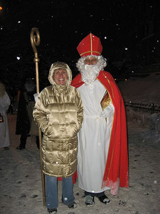 Saint Nicholas Day (December 6)