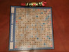Dorothy defeats Patrick in a game of Super Scrabble!