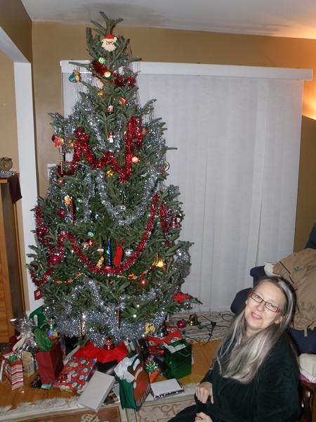 Dorothy on Christmas Eve