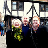 Mum, Dad, and Meaghan in York