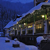 A quiet December evening in Tirol