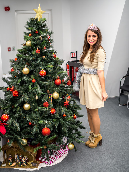 Christmas 2015 at Wargaming