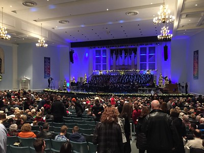 Outstanding Christmas Concert at Wheaton College
