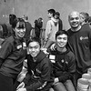 Christmas 2018 -  Our season started with a volunteer event at the Los Angeles Food Bank for Loyola High School