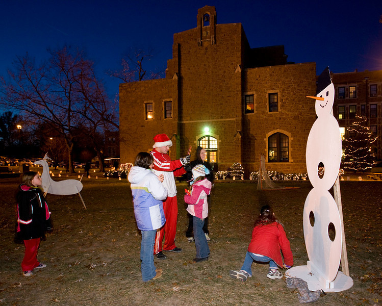 Campus Christmas Event