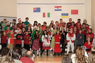 Christmas Around The World - December 18, 2009