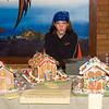 Bishop Belleau School gingerbread houses at Christmas Bazaar