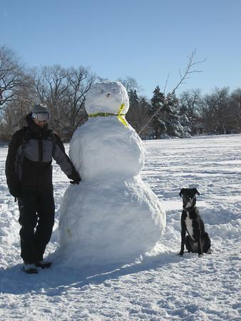 Christmas Blizzard '06