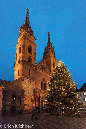 Impressions Christmas Market Basel 2017