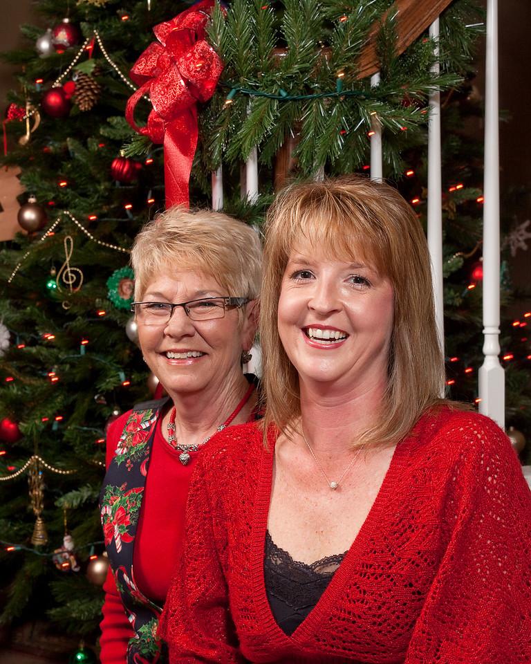 Linda and Lee Ann